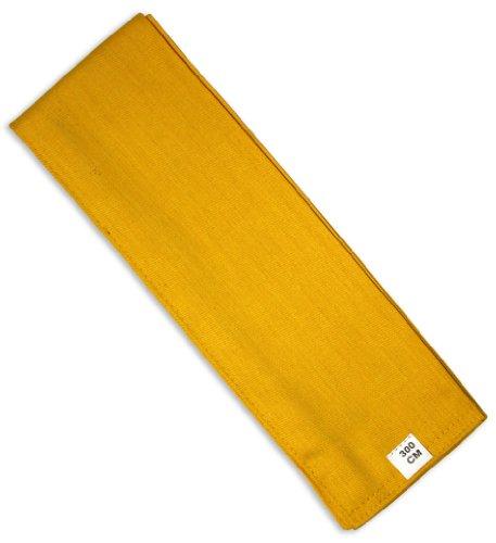 Kung Fu Sashes Cotton Yellow