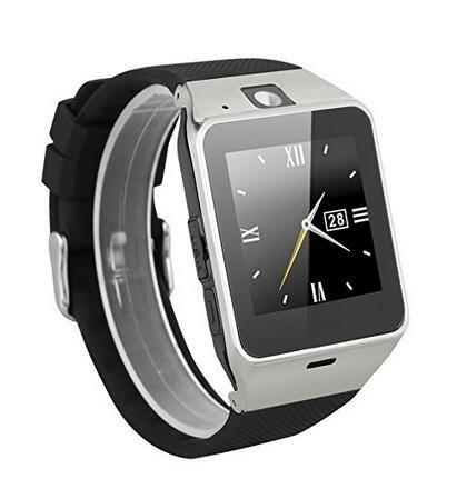 Amazon.com: Ohmygod85 Smart Watch Phone Aplus GV18 Bluetooth ...