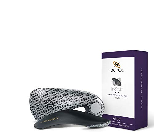 Men's in-Style Orthotics - L100 Orthotics-10 (EU 41)