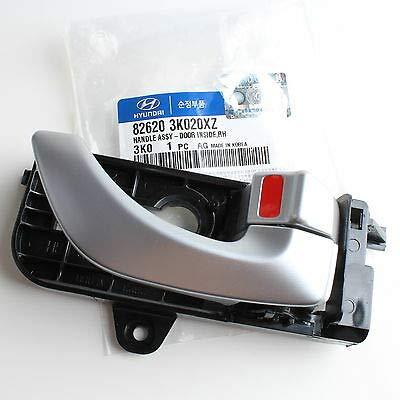 HYUNDAI Genuine OEM Inside Door Handle Front Right 82620-3K020XZ