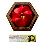 Jittasil Thai Hand-Carved Soap Flower, 4