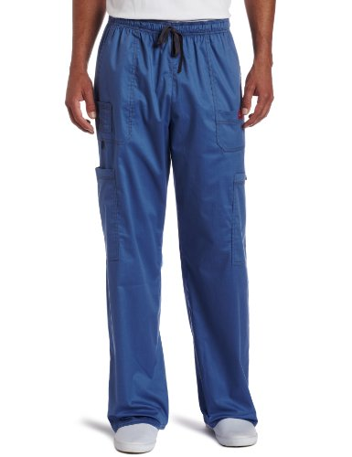 Dickies Generation Flex Men's Youtility Scrub Pants,Blue Fog,Large by Dickies