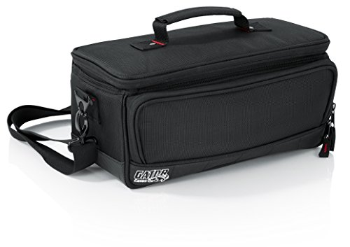 Gator Cases Padded Mixer Carry Bag; Fits Behringer X-AIR Series Mixers; 13.1