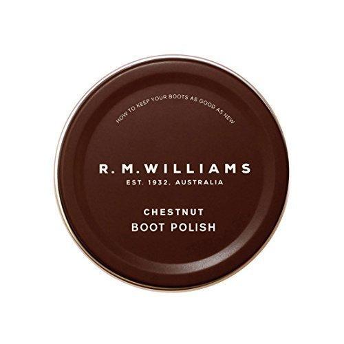 Price comparison product image RM Williams Men's Stockman'S Boot Polish 70Ml 70 ml Chesnut