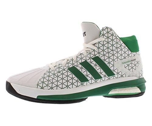 Adidas Asp Futurestar Boost Smart Basketbal Heren Schoenen Maat Wit / Groen / Zwart