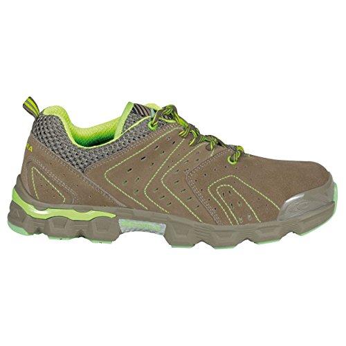 """Cofra je022–000.w41Talla 41s1P SRC–zapatos de seguridad de """"Buceo–Beige"""