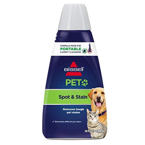 Fórmula portátil BISSELL 2X para manchas y olores para mascotas, 32 onzas, 74R7