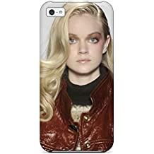 Awesome Lindsay Ellingson Flip Case With Fashion Design For Iphone 5c