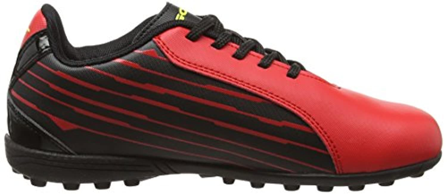 Gola Boys' Axis VX Football Boots, Red (Red/Black), 2 UK 34 EU