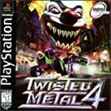 TWISTED METAL 4 (SONY PLAYSTATION CD-ROM VIDEO GAME VERSION) (TWISTED METAL 4 (SONY PLAYSTATION CD-ROM VIDEO GAME VERSION), TWISTED METAL 4 (SONY PLAYSTATION CD-ROM VIDEO GAME VERSION))