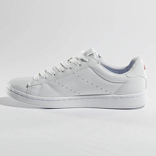 Schuhe Weiß Anzia Sneaker Metallic Heritage ellesse Damen 6q8wSS