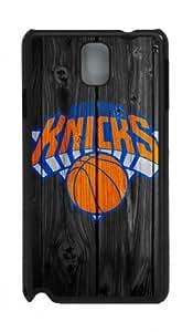 Samsung Galaxy Note 3 N9000 New York Knicks Case, New York Knicks Samsung Galaxy Note 3 N9000 Black PC Case