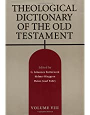 Theological Dictionary of the Old Testament, Volume VIII