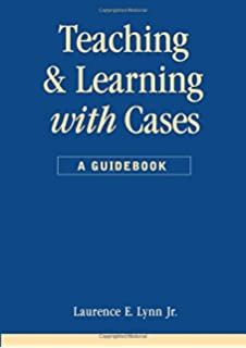 Teaching with cases