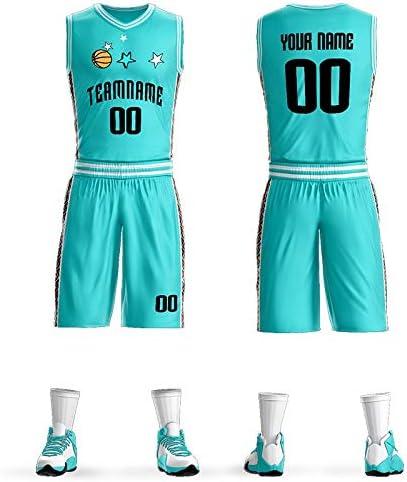 バスケットボールの服は、スポーツのユニフォームベスト男性速乾性通気性のバスケットボールのジャージに合わせ (Color : M, Size : 120CM)