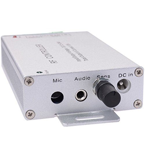Radio Frequency Based Remote Industrial Appliances Control System