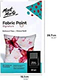 Mont Marte Signature Fabric Paint, 20pc x 0.7oz