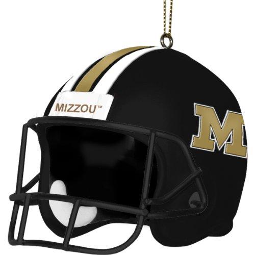 Tigers Helmet Ornament - The Memory Company NCAA Missouri Tigers 3 Inch Helmet Ornament