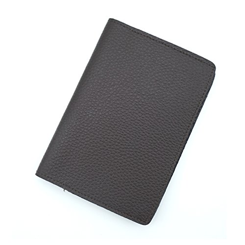 IINDYD Passport Holder Travel Wallet, Business Cards, Credit Cards, Boarding Passes, Holder - for Men & Women - London And Co Tiffany