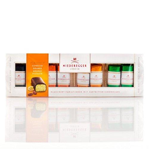 Niederegger Marzipan Variations - 100 g / 3.5 (Niederegger Chocolate Marzipan)