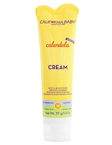 California Baby Calendula Moisturizing Cream - 4 oz