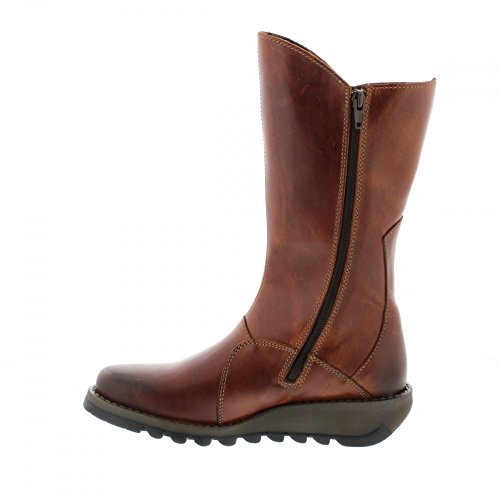 Fly London Mes 2 - Brick (brown) Dameslaarzen