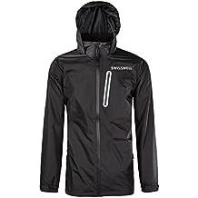SWISSWELL Rain Coat for Men Waterproof Hooded Rainwear