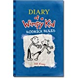 Diary of a Wimpy Kid (Rodrick Rules) Art Poster Print