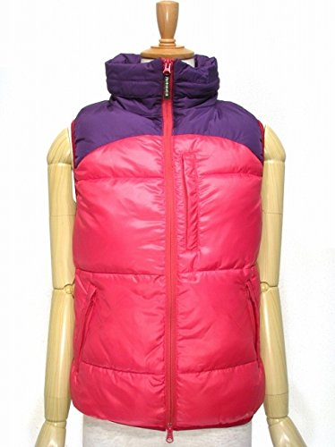 Phatee(ファッティー)ECO PUFF VEST Color PINK Size:S