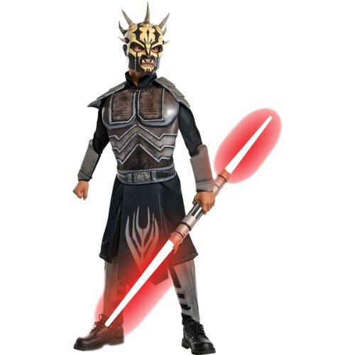 Deluxe Savage Opress Costume - (Star Wars Deluxe Savage Opress Kids Costumes)