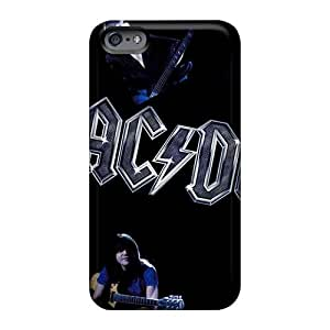 Iphone High Quality Tpu Case/ Ac Dc Band AoB2135iUrG Case Cover For Iphone 6