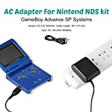 Charger Kits for Gameboy Advance SP, AC Adapter