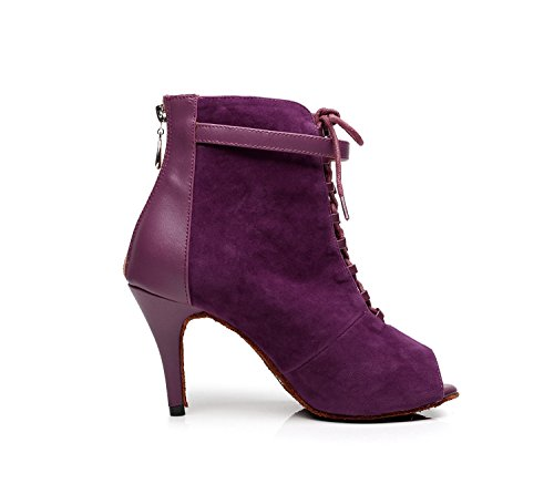 Minitoo - Femme Vivant, Violet, Taille 38