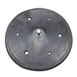 Closing Wheel Assembly - Nylon Halves John Deere 520 7000 7100 515 AA43899 Kinze GA3086 Monosem 7140A 900125