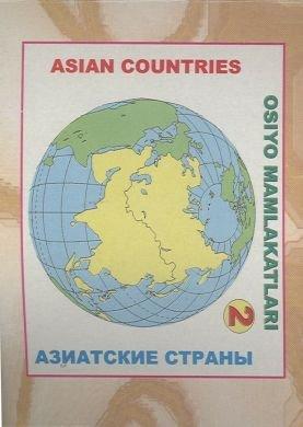 Download ASIAN COUNTRIES/AZIATSKIYE STRANY/OSIYO MAMLAKATLARI pdf