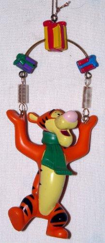 Disney' Tigger Super Bouncy Christmas Ornament