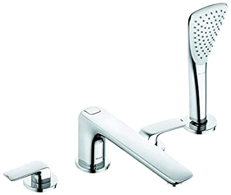 Kludi 414240575 Basin Bath and Shower Mixer Tap Ameo | Automatic ...