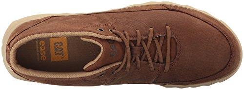 Caterpillar Mens Kvell Fashion Sneaker, Bruin, 10 W