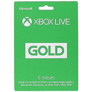 XBox-Live-Gold-Membresa-6-Meses-Standard-Edition