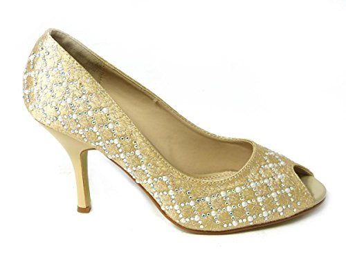 Tilly Tilly Diamante Tal Shoes Shoes alta 5qaaPw