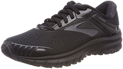 black 18 Gts Negro De Running Zapatillas Mujer Para 026 Adrenaline Brooks black 6vCqw5Ev
