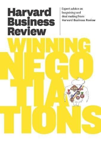 Harvard Business Review on Winning Negotiations (Harvard Business Review Paperback Series) by Harvard Business Review Press (Image #2)