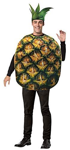 Rasta Imposta Adult Pineapple Costume Yellow by Rasta Imposta (Image #1)