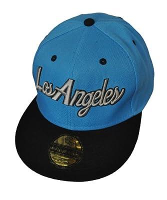 Underground Kulture Los Angeles Blue/Black Snapback Cap from Underground Kulture