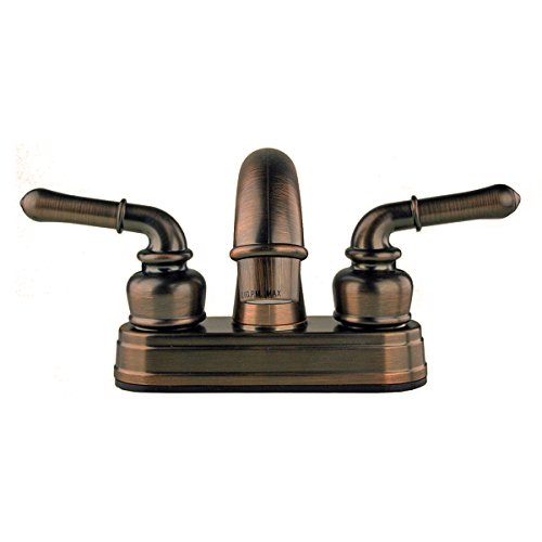 RV / Mobile Home Bath Sink Faucet, Oil Rubbed Bronze