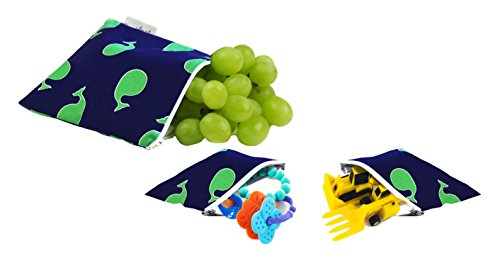 itzy-ritzy-snack-mini-snack-happens-reusable-bag-bundle-whale-watching-blue
