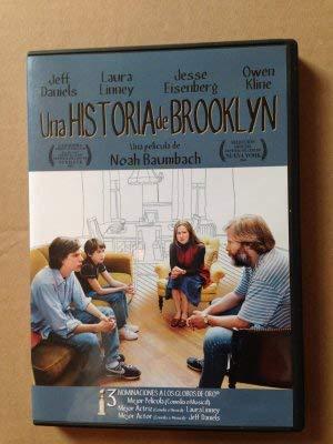Una Historia De Brooklyn [DVD]: Amazon.es: Jeff Daniels, Jesse ...