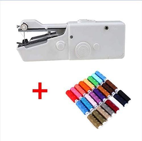 YAOHM Máquina de Coser eléctrica de Mano Mini portátil Handy ...