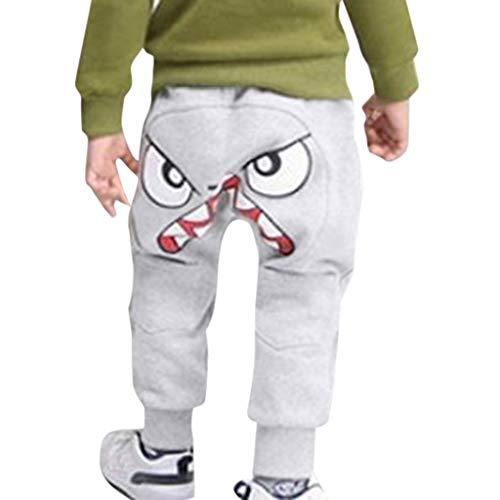 Qpika Toddler Baby Boys & Girls Cartoon Bird Tongue Harem Pants Trousers Pants for $<!--$0.99-->