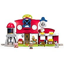 Fisher-Price Little People Caring para los animales granja Set